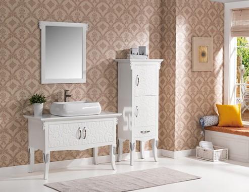 卫浴柜装修效果图高清图片